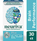 Schiff Neuriva Plus Fast-Acting Brain Performance Capsules - 30 Count