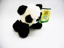 "Wild Republic 5"" Baby Giant Panda tiny plush stuffed toy animal Memphis Zoo 2003"