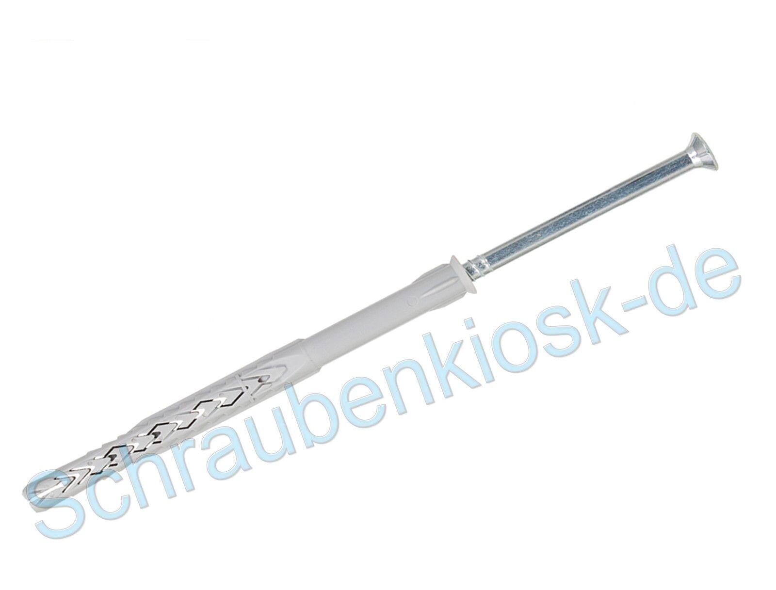 FISCHER Langschaftdübel SXRL T Rahmendübel Fensterrahmendübel