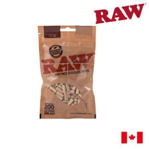 RAW-Slim-Unrefined-Cellulose-Filters-200pc-1-Pack