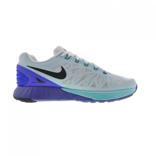 2e4947e0d8925 Nike Lunarglide 6 Ladies Running Shoes - White UK 4 654434 107-4 for ...