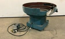 Large 23 Vibratory Bowl Parts Feeding Feeder Ragsdale Automated With Control