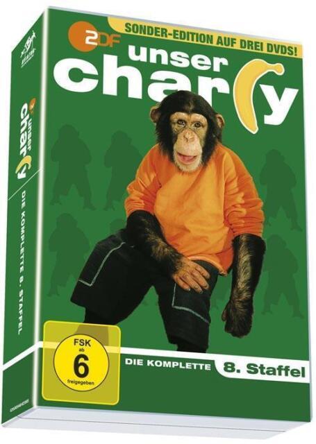 Ralf Lindermann - Unser Charly - Die komplette 8. Staffel auf 3 DVDs /2
