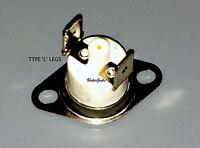 100-fixed Temperature Thermostats---350° Manual Reset Roll-out Sensor Hi-limit