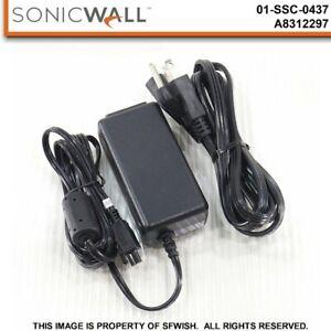 NEW-GENUINE-SONICWALL-01-SSC-0437-36W-AC-POWER-SUPPLY-NSA-220-240-TZ-215-250M
