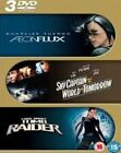 AEON Flux/sky Captain and The World of Tomorrow/tomb Raider - DVD Region 2