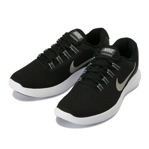 Nike lunarconverge homme fonctionnement Baskets 852462 001 Noir/Blanc-