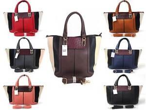 Ladies-Women-New-Ostrich-Print-Faux-Leather-Style-Tote-Bag-Shoulder-Bag-Handbag