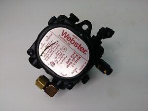 Webster-M34DJ-3-Single-Stage-Oil-Burner-Pump-3450RPM