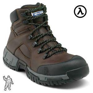MICHELIN-MEN-039-S-HYDROEDGE-STEEL-TOE-WATERPROOF-BOOTS-XHY662-ALL-SIZES-NEW