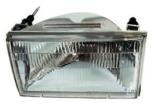 new replacement headlight assembly lh for 1990 94 lincoln town car ebay. Black Bedroom Furniture Sets. Home Design Ideas