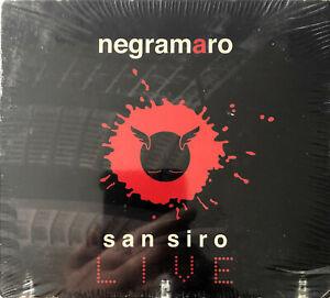 Negramaro-CD-DVD-San-Siro-Live-Digipak-Italy-VG-M