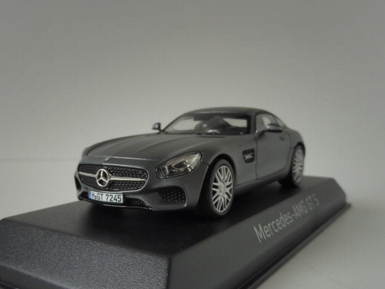Mercedes-Benz Mercedes-Benz Mercedes-Benz AMG GT S grey MATT 2015 1 43 Norev 351350 Mercedes MB C 190 C190 838439