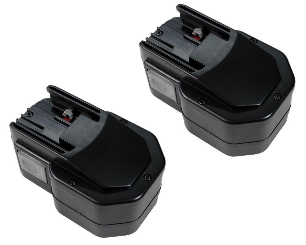 2x AKKU 14,4V 3300mAh für AEG BBM14-STX BBS14-KX RAPTOR BDSE14-T Super Battery