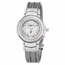Charriol Women's Celtic MOP Dial Stainless Steel Swiss Quartz Watch CE426S640001