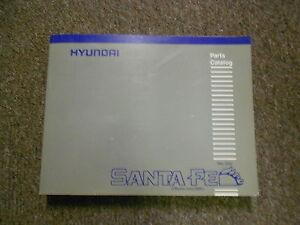 2002 SANTA FE MANUAL HYUNDAI SANTAFE SHOP ELECTRICAL 02 SERVICE REPAIR DIAGRAMS