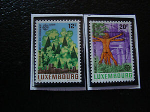 Luxembourg-Stamp-Yvert-and-Tellier-N-1101-1102-N-A22-Stamp