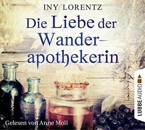 INY-LORENTZ-DIE-LIEBE-DER-WANDERAPOTHEKERIN-6-CD-NEW