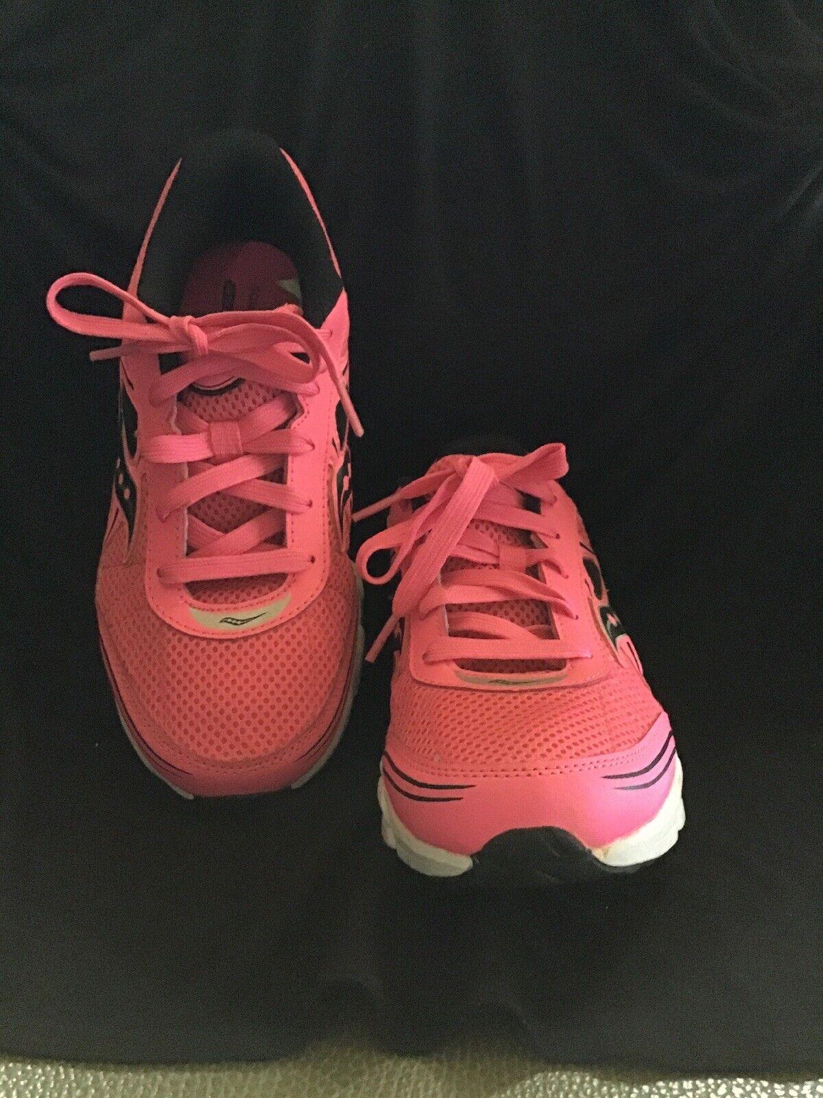 Saucony Kotaro2 Bright Pink White Running shoes Women 6.5