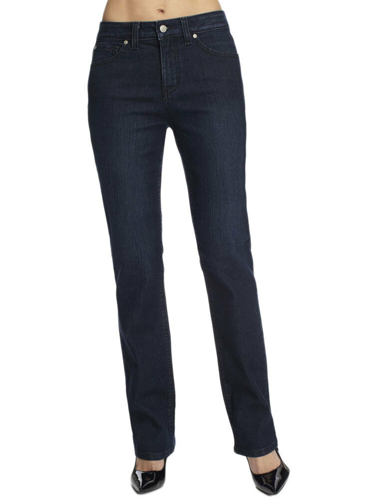 MIRACLEBODY by Miraclesuit Women's Woodbridge Katie Straight Leg Jeans  NWT
