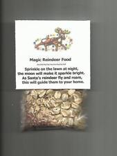 New Homemade Magic Reindeer Food Christmas Eve Kids Family Activity Gift