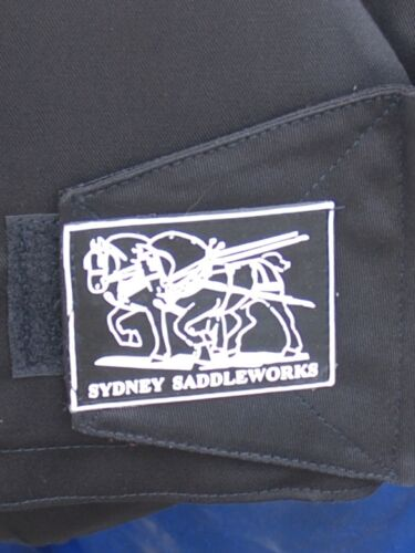 Child/'s large protective riding vest by Sydney Saddleworks EVA foam