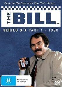 The-Bill-Series-6-Part-1-NEW-SEALED-8-DVD-Set