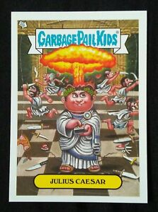 2013 GARBAGE PAIL KIDS BRAND NEW SERIES BNS 3 ADAM BOMBING COMPLETE SET 10//10