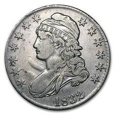 1808-1836 Capped Bust Half Dollars Avg Circ - SKU #5286