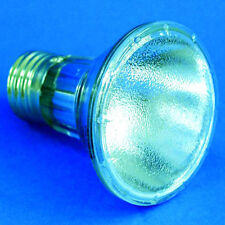 WEIßE PAR-20/38 SPOT-LAMPE 220V/75W/E27 GLÜH-BIRNE KLAR/WEIß MUSIKATO 0088021005