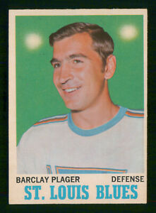 BARCLAY-PLAGER-1970-71-O-PEE-CHEE-70-71-NO-99-EXMINT-39886