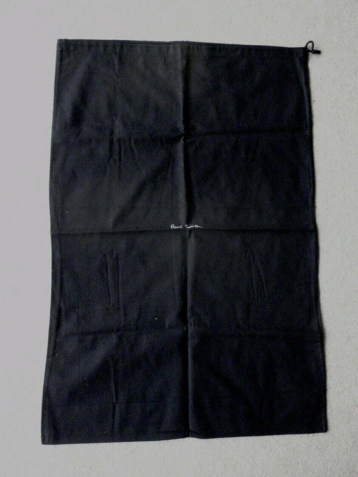 Paul Smith EXTRA Large Black Cotton Dustbag Sleeper Bag