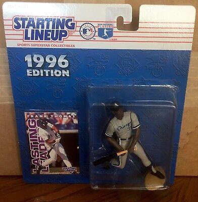 Starting Lineup 1996 MLB Baseball Frank Thomas Chicago White Sox