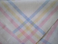 """4 Squares Charles Craft Pastel Corner Block 14-Count Aida 30"""" x 30"""""""