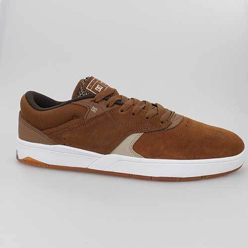 DC zapatos tiago zapatos marrón marrón marrón marrón de cuero adys 100386btn  tienda de ventas outlet