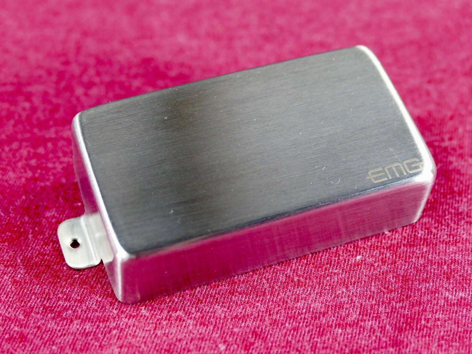 EMG 60 brushed chrome pickup NEW - active humbucker