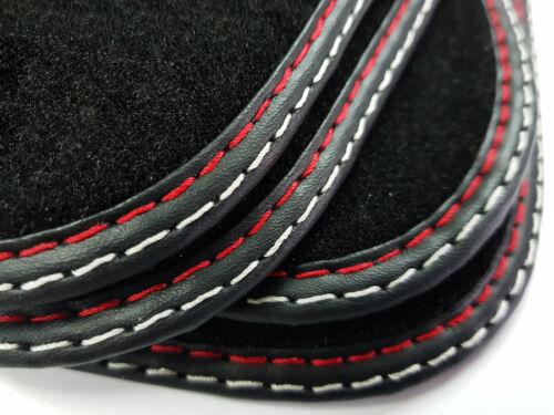 Fußmatten für PORSCHE 996 Bj.1997-2005 Original Doppelnaht Velours Ohne Bose