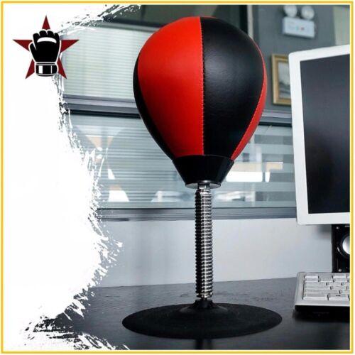 Boxing Vent Ball Desktop Punching Bag Mini Punch Punchingbag  Sports Fitness