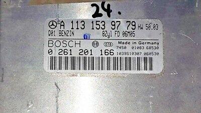 2006-2007 Mercedes ML500 or R500 ecm ecu computer A 113 153 97 79