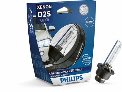 OSRAM 2 x D4S 6000K LUNEX XENON LÁMPARAS BOMBILLA compatible con PHILIPS GE