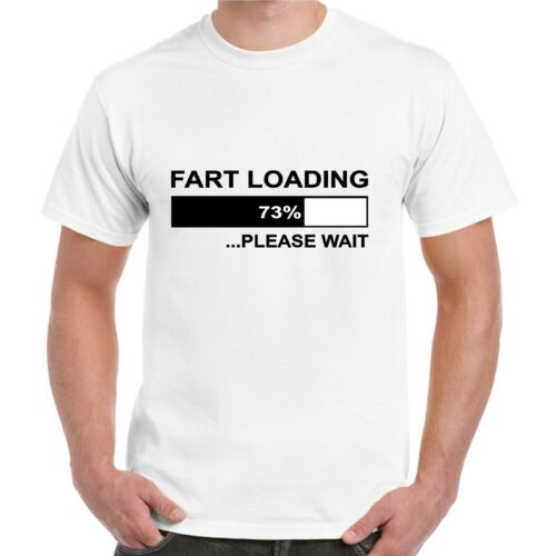 FART LOADING Mens T Shirt gift novelty BNWT funny choose colour stag pub party