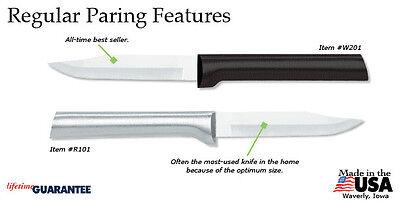 Rada R101 / W201 Regular Paring Kitchen Knife (6ct pkg)cutlery cooking #1 seller