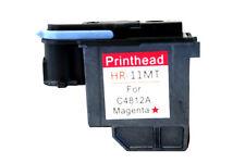 Refurbished HP 11 C4812A Magenta Printhead Print head