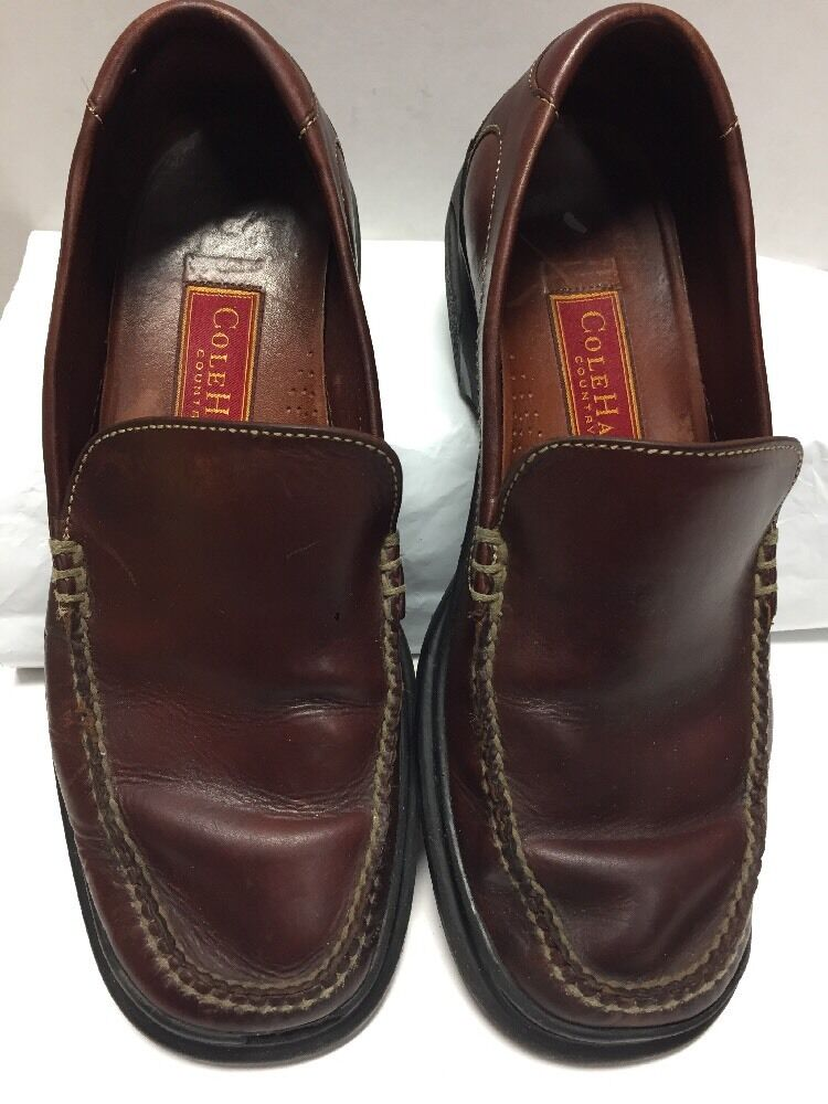 Cole Haan Santa Barbara Mens Loafers Size 9 M G065 Moccasin Driving