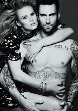 Quite perhaps adam levine naked