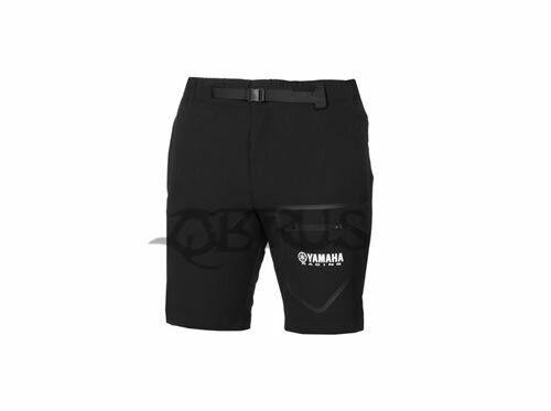 Genuine Yamaha 2020 Paddock Blue Men/'s Stretch /'Brent/' Shorts