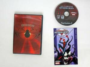 Ultimate-Spiderman-Limited-Edition-game-for-Sony-PlayStation-2-Complete