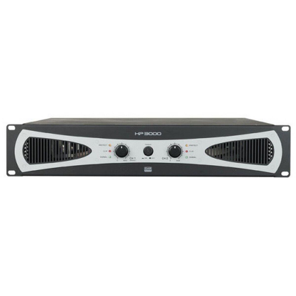 economico e di alta qualità DAP HP-3000 2U 2 amplificatore da 1400W 1400W 1400W  Senza tasse