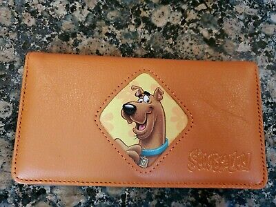 Scooby-Doo Animation Art Image Phone Card Holder Wallet NEW UNUSED