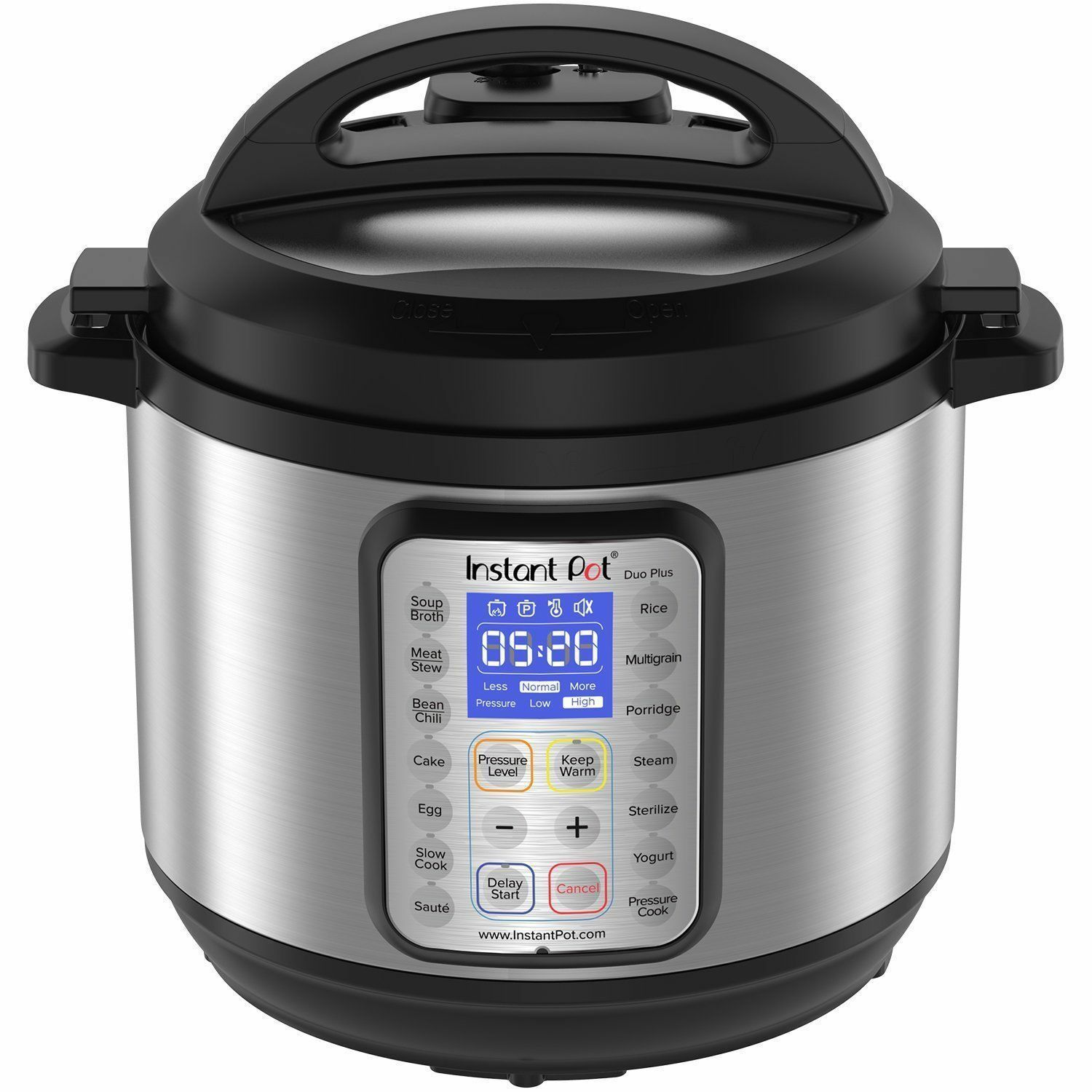 Instant Pot DUO Plus 8 Qt 9-in-1 Multi- Use Programmable Pressure Cooker Slow
